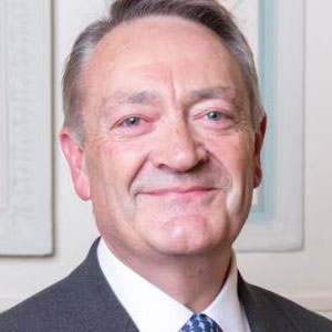 Mr Simon Blagden, CBE