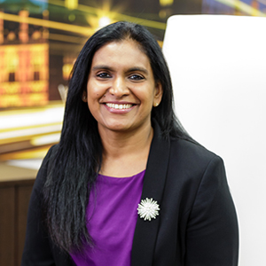 Mrs Tharshiny Pankaj