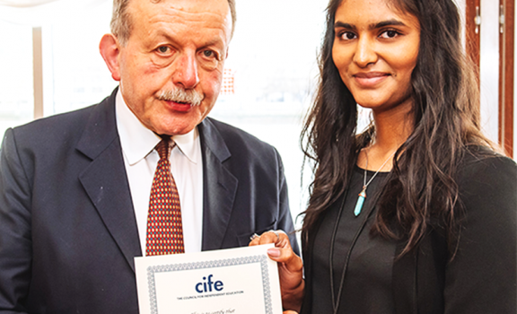 CIFE Academic Awards