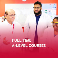 Full Time A Level courses