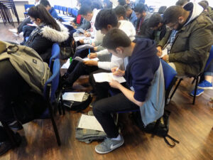 Activity Day at Regent College