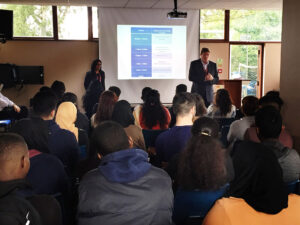 New student induction day