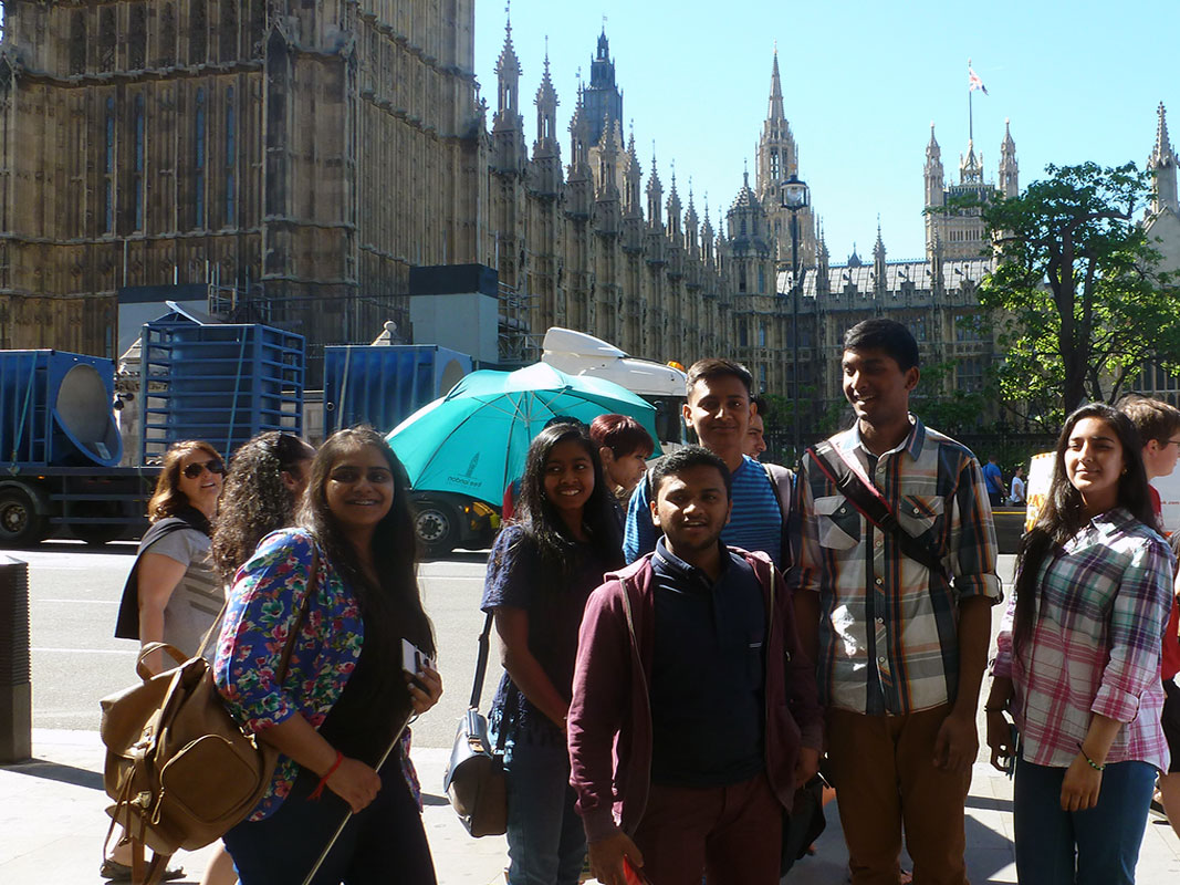 Tour the Houses of Parliament and the Museum