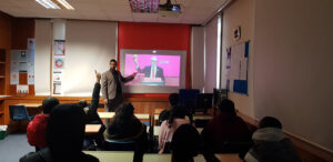 Presentation on the elections