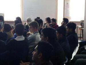Volunteering organisation Frontier visits Regent
