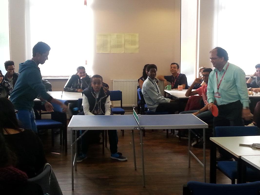 Regent College activity day