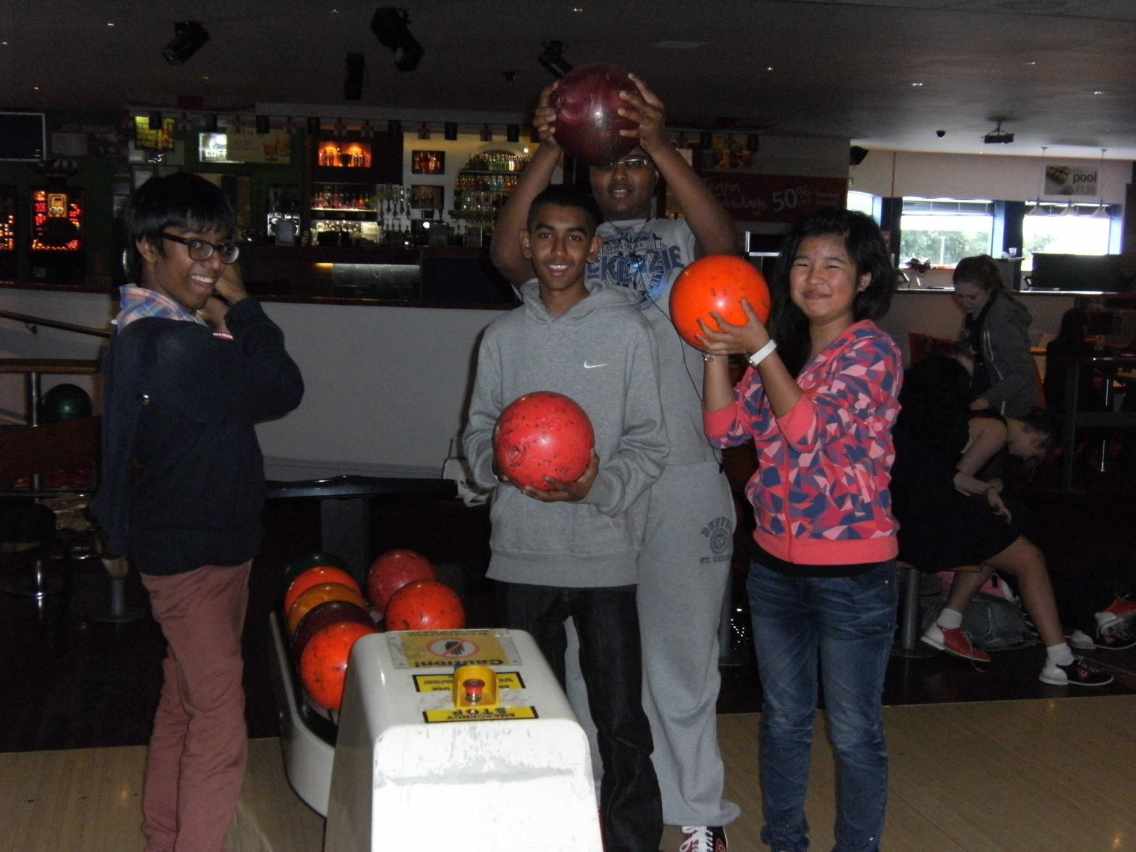 Bowling Trip