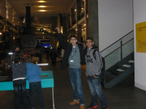 Trip to The Natural History and Science Museum