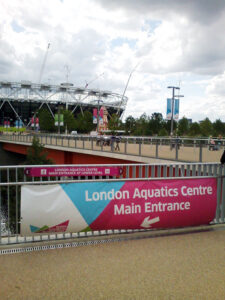 Trip to the London Science Museum and the Olympic Park